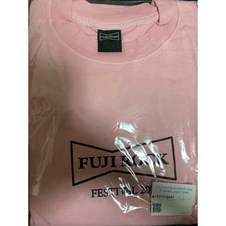 ジーディーシー(GDC)のFUJI ROCK VERDY WY ピンク Lサイズ(Tシャツ/カットソー(半袖/袖なし))