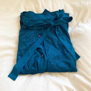 リリーブラウン(Lily Brown)のベロア スカート (ひざ丈スカート)