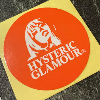 HYSTERIC GLAMOUR - Hysteric Glamour Sticker ⬜︎ #hg1