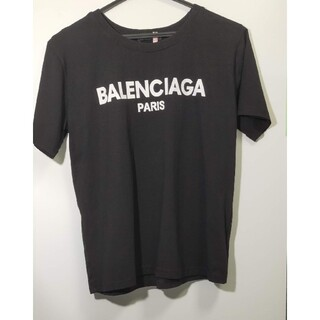 Balenciaga - BALENCIAGAバレンシアガ半袖ロゴTシャツ