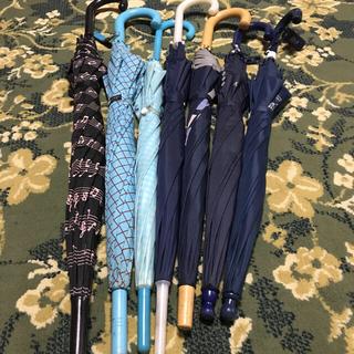 女の子用 雨傘 7本まとめ売り(傘)