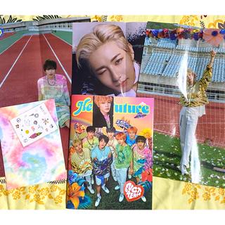 NCT DREAM Hello Future アルバム トレカ ポスター