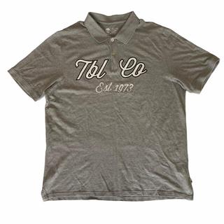 Timberland - TIMBERLAND FRONT BIG LOGO POLO SHIRT