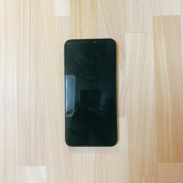 iPhone(アイフォーン)のiPhone XS Max 256GB  ゴールド スマホ/家電/カメラのスマートフォン/携帯電話(スマートフォン本体)の商品写真