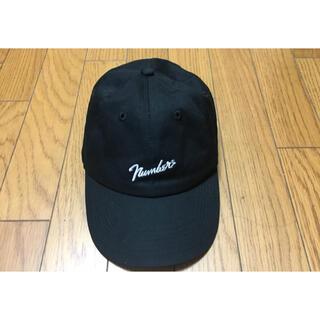 ナンバーナイン(NUMBER (N)INE)の中古ナンバーナイン黒白キャップ帽子フリーサイズ(キャップ)