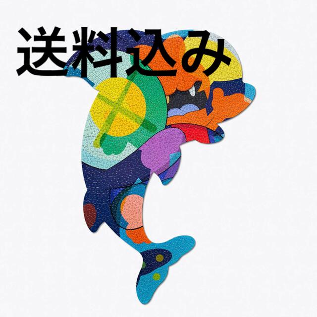 KAWS TOKYO FIRST パズル 1000ピース カウズ エンタメ/ホビーのフィギュア(その他)の商品写真