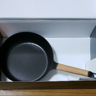 Vermicular - 新品 バーミキュラ フライパン オーク 24cm