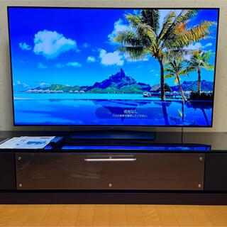 LG Electronics - LG 有機ELテレビ55インチ +テレビ台 4KHDR 55B6P