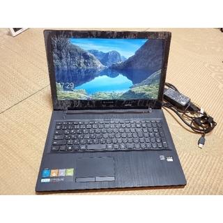 中古美品 Lenovo G50-45 15.6/Win10/8GB/240GB