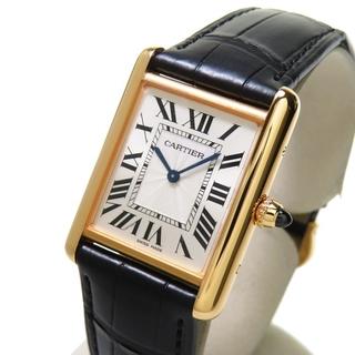 Cartier - カルティエ 腕時計  タンクルイLM WGTA0011