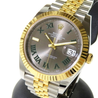 ROLEX - ロレックス 腕時計 ジュビリー デイトジャスト 41 126333