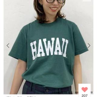 DEUXIEME CLASSE - 【GOOD ROCK SPEED/グッドロックスピード】HAWAII Tシャツ