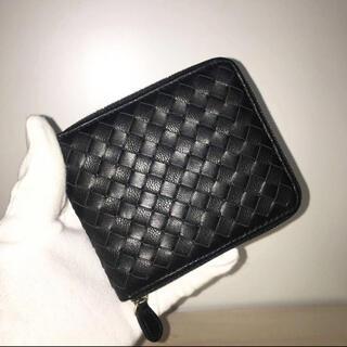 本革 折り財布 牛革 手編み メンズ レディース 大容量 便利 お洒落 折り財布(折り財布)