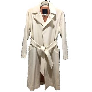 ダブルスタンダードクロージング(DOUBLE STANDARD CLOTHING)のダブルスタンダードクロージング sov(ソヴ) ウール ロングコート アイボリー(その他)