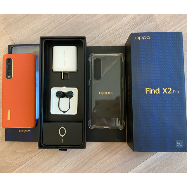 OPPO(オッポ)のMOMO318さん専用 OPPO Find X2 Pro 海外版 スマホ/家電/カメラのスマートフォン/携帯電話(スマートフォン本体)の商品写真