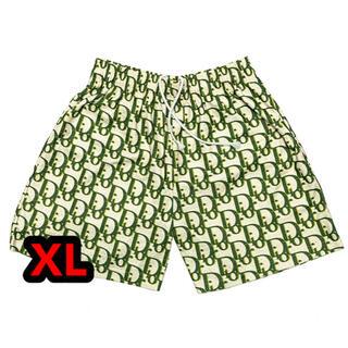 XL Oblique Shorts Green(ショートパンツ)