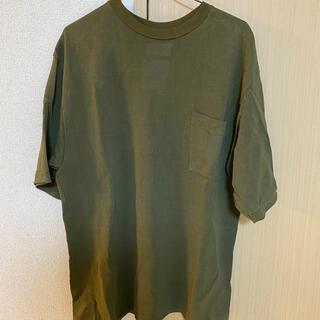 マーカウェア(MARKAWEAR)のpaper tee マーカウェア(Tシャツ/カットソー(半袖/袖なし))