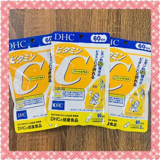 DHC - DHC ビタミンC 60日分 3袋