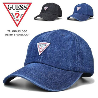 GUESS - GUESS デニムキャップ
