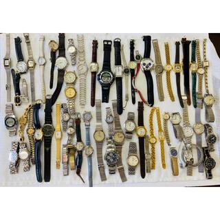 SEIKO - 大量 腕時計 ジャンク品 メンズ レディース メーカー色々 SEIKO他