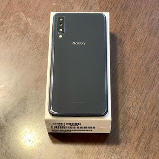 Galaxy - Galaxy A7 SIMフリー ブラック
