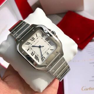 Cartier - 超極美品カルティエ サントス WSSA0009