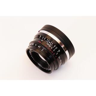 美品 Light Lens Lab 35mm F2 V2LC BP 周八枚