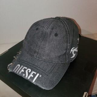 DIESEL - DIESEL デニムキャップ