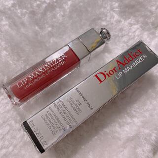 Dior - ディオール アディクト リップ マキシマイザー 012 ローズウッド
