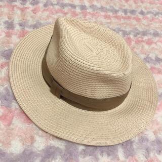 ジーユー(GU)の麦わら帽子(麦わら帽子/ストローハット)