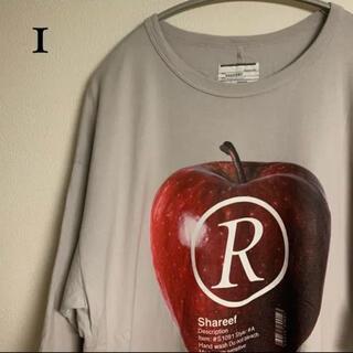 シャリーフ(SHAREEF)のshareef シャリーフ りんご リンゴ 半袖(Tシャツ/カットソー(半袖/袖なし))