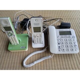 パナソニック(Panasonic)の子機付き電話機(OA機器)