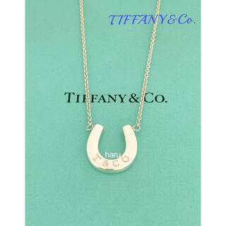 Tiffany & Co. - 希少美品TIFFANY&Co. ティファニーホースシューネックレス