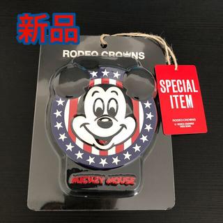 ロデオクラウンズワイドボウル(RODEO CROWNS WIDE BOWL)のRCWB×Disneyコラボ ミッキーiPhoneケース(iPhoneケース)