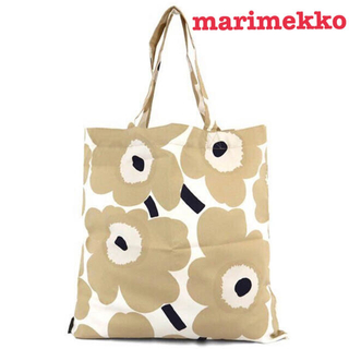 marimekko - ★新品★ マリメッコトートバッグ エコバッグ ウニッコ トート サブバッグ