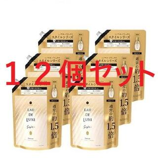 ピーアンドジー(P&G)のレノア オードリュクス スタイル イノセント つめかえ用 特大サイズ【12個】(洗剤/柔軟剤)