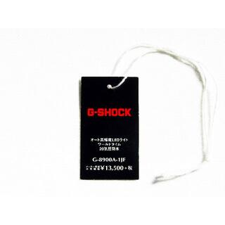 G-SHOCK - 【送料無料】タグ G-8900 カシオ G-SHOCK