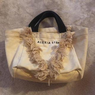 ALEXIA STAM - alexiastam アリシアスタン バッグ フリンジバッグ