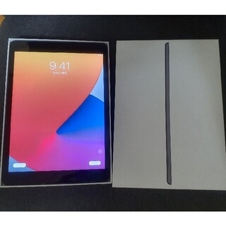iPad - iPad 10.2インチ 2019 32GB スペースグレイ 付属品完備おまけ付