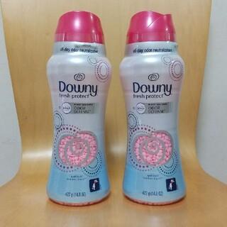 ダウニー セントブースター 香りづけビーズ エイプリルフレッシュ422g特大2本(洗剤/柔軟剤)
