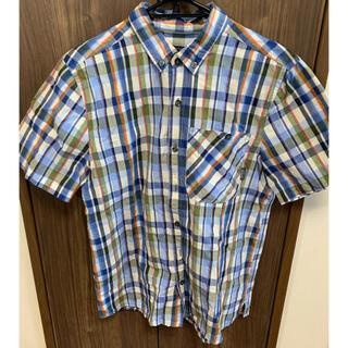 パタゴニア(patagonia)のパタゴニア  ボタンダウンシャツ Lサイズ レア❣️(シャツ)