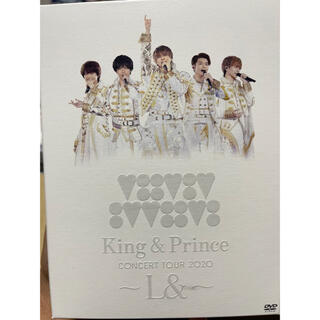 Johnny's - King&Prince L& CONCERT TOUR DVD