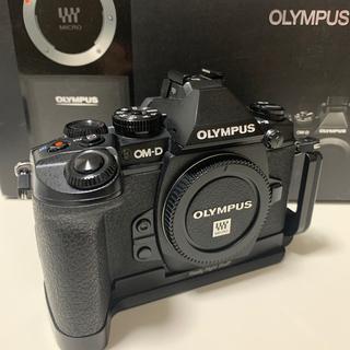 OLYMPUS -  OM-D E-M1ボディ
