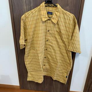 パタゴニア(patagonia)のパタゴニア  ボタンダウンシャツ Lサイズ❣️レア❣️(シャツ)
