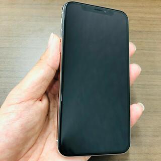 Apple - iPhone Xs シルバー64 GB SIMフリー