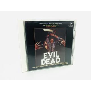 新品同様/映画『死霊のはらわた1&2/EVILDEAD』サントラCD/プレミア盤(映画音楽)