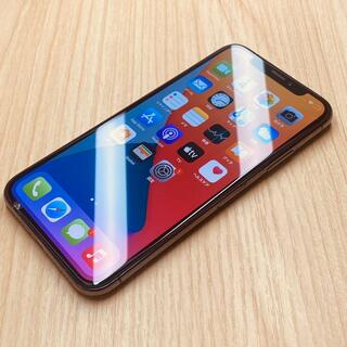 iPhone - ジャンク品 SIMフリー iPhoneX 256GB 581