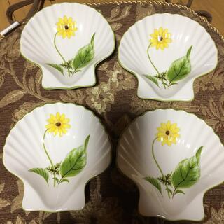 MIKASA - mikasa/ミカサ 貝型の小皿 4枚セット