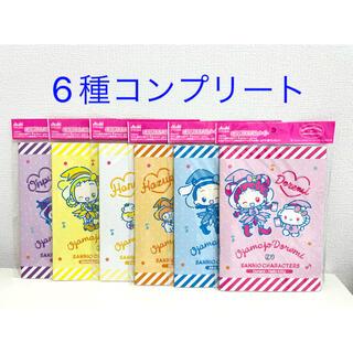 アサヒ飲料 おジャ魔女どれみ×サンリオ  オリジナルA5ノート全6種コンプリート
