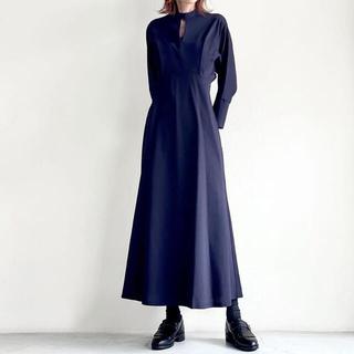 mame - 新品未使用 21PF mame cotton jersey dress